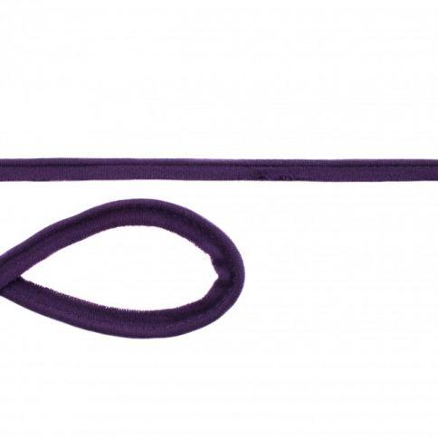 Violett Elastische Paspel