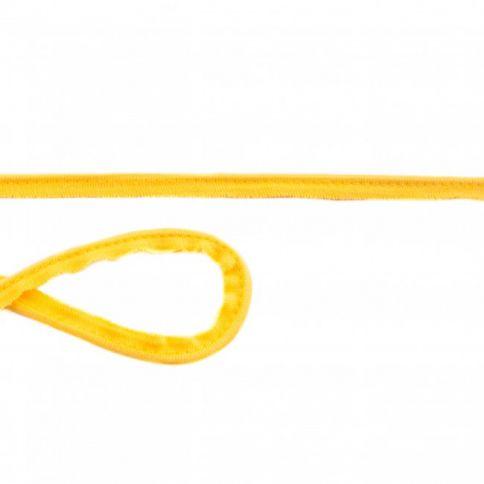 Gelb Elastische Paspel