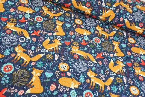 Füchse Softshell