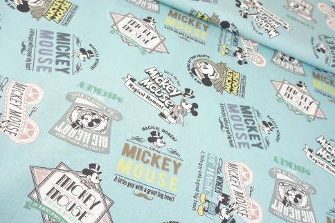 Mickey Magical Moment -Baumwolle-