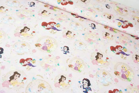 Prinzessinnen -Baumwolle-
