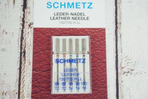 Schmetz Ledernadeln 130/705HLL