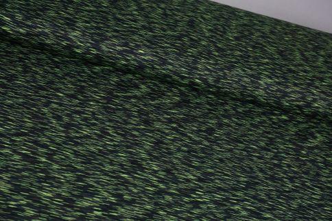 Kleine Streifen grün Funktionsjersey