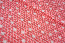 Kleine Elefanten rosa Baumwolle